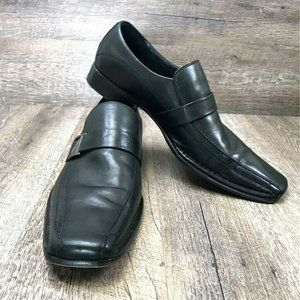 Kenneth Cole Men's Run Around Leather Loafers 13 M